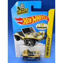 2013 Hot Wheels Meyers Manx # 114 Hw Off-road
