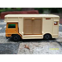 Matchbox Super Fast Horse Box 1977 Ingles Lesney Products