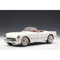 Corvette 1953 Auto A Escala De Colección Vbf