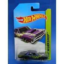 2014 Hot Wheels ´69 Dodge Cooronet Superbee Hw Workshop