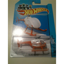 Hot Wheels De Coleccion 2014 Helicoptero Island Hopper Mma