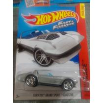 Hot Wheels De Coleccion 2015 F&f Corvette Grand Sport Bvf