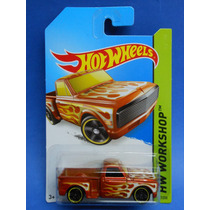 2014 Hot Wheels Custom ´69 Chevy Pickup Hw Workshop 217/25
