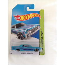 Hot Wheels 64 Líncoln Continental
