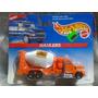 Hot Wheels - Camion Haulers Truck De 1997 Revolvedora