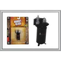 Accesorio Garage Gear Esc 1/24 Hobby Gear Die Cast Compresor