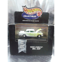 Hot Wheels - 1955 Chevy Bel Air Tipo 100% En Caja De 1998