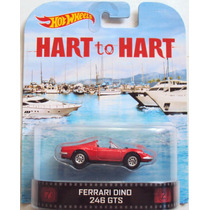 Hot Wheels Retro, Ferrari Dino 246 Gts