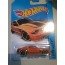 Hot Wheels De Coleccion 2014 Ford Mustang Gt Vbf