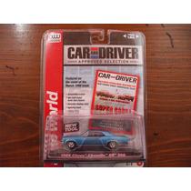Autoworld Car&driver 1966 Chevrolet Chevelle Ss 396
