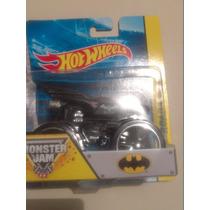 Hot Wheels De Coleccion Monster Jam Batimovil Vbf