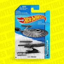 Hot Wheels Uss Vengeance Star Trek Viaje A Las Estrellas