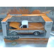Jada - 1972 Chevy Cheyenne En Caja