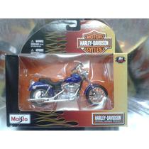 Maisto - Harley Davidson 2000 Fxdl Dyna Low Rider Del 2010