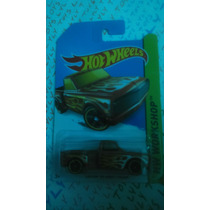 Hot Wheels Custom 69 Chevy Pickup Serie Heat Fleet Cobre