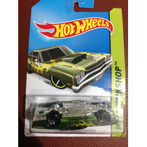 Hot Wheels 69 Dodge Coronet Superbee Error De Empaque