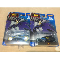 Hot Wheels Batman Hero Cycles, Originales Y Nuevas