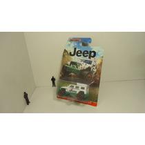 Matchbox Jeep Series Wrangler Super Lift Blanco ...
