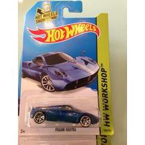 Hot Wheels Pagani Huayra Azul