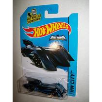 Batimovil Batmobile The Brave & The Bold Hot Wheels 2015