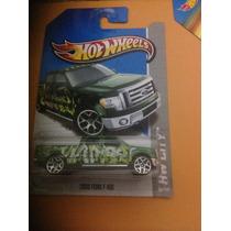 Hot Wheels 2009 Ford F-159 (verde)