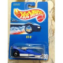 Hot Wheels Xt-3 Del Año 1991