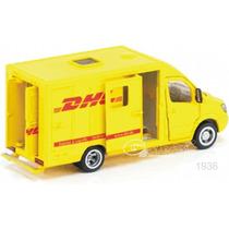 Siku Van Dhl Camioneta 1/50 Diecast Metal / No Hotwheels