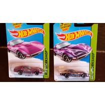 Hot Wheels Super Treasure Hunt 2014 Corvete 69
