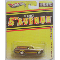 Hot Wheels Pop Culture 2011 Hershey´s´70 Chevelle Delivery