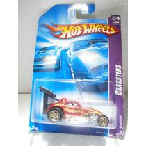 Hot Wheels Fiat 500 Rojo 160/172 2008 1:64