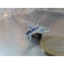 Funrise - Avion Caza Tipo Micro Machines De 1989
