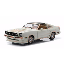 Ford Mustang Ii King Cobra 5.0 1978 1/18 Greenlight
