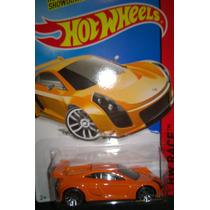 Hot Wheels 2014 Mastretta Mxr 6u5