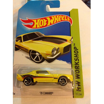 Hot Wheels 70 Camaro