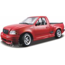 Maisto Ford Svt F150 Lightning Roja Metal 1/21 / Burago Siku