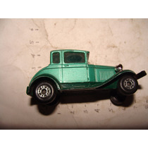 Auto Modelo A Ford, Matchbox Superfast, Año 1979, Hecho En I