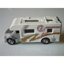 Motor Home De Matchbox