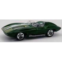 Corvette Stingray, 203/250, Hot Wheels 2014, Deportivo