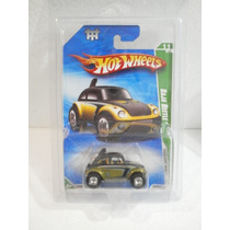 Hot Wheels Super T Hunt Baja Bettle 63/214 2010 Tl