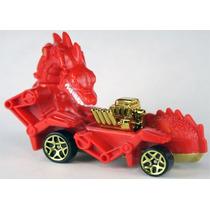 Rodzilla Año Del Dragón, Hot Wheels 2012, Conmemorativo