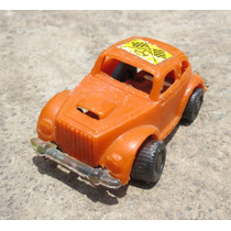 Antiguo Y Raro Carro Volkswagen Beetle Frente De Rolls Royce