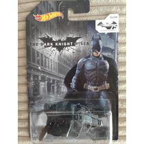 Hot Wheels Serie Batman The Bat The Dark Knight Rises 6/8