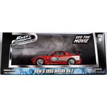 Dom´s 1993 Mazda Rx-7 Rápido Y Furioso Fast & Furious