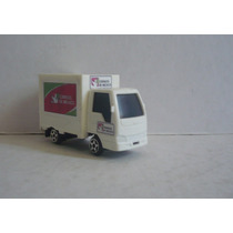 Camion Bimbo - Camioncito D Reparto Correos - Juguete Escala