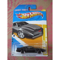 Kitt Hotwheels Auto Increible Kitt Auto Increible