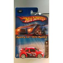 Hotwheels Mystery Car New Beetle Llantas Goma Super Treasure