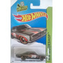 Hot Wheels - 68 Plymouth Barracuda - Dodge