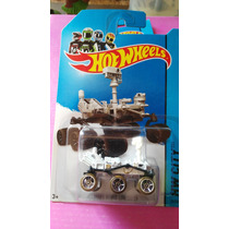 Hot Wheels Mars Rover Curosity De Super Coleccion, Ganalo
