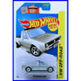 Hot Wheels Volkswagen Caddy Plata Vocho 1:64 Impecable Nuevo