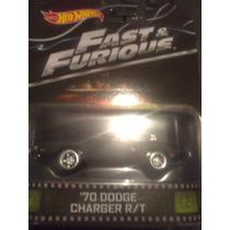 Hot Wheels De Coleccion Serie Retro Dodge Charger F&f Vbf